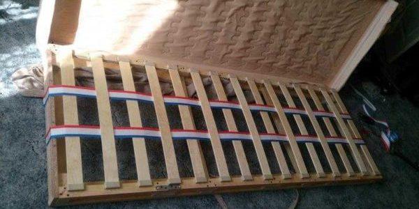 Использование корсажной ленты позволяет перераспределить нагрузку