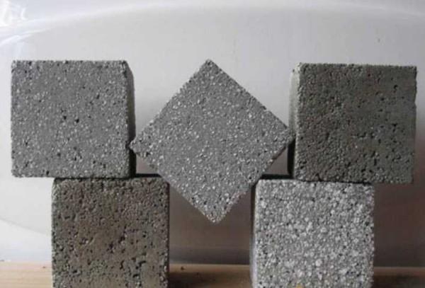 Компоненты для бетона