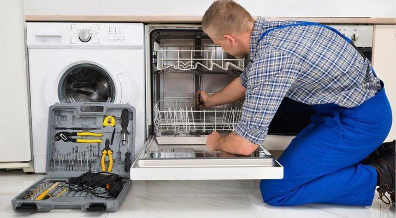 Установка посудомоечной машины самостоятельно