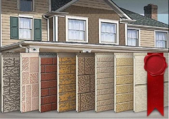 Чтобы выбрать какими фасадными панелями отделать дом, надо иметь представление об их достоинствах и недостатках