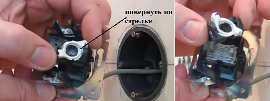 Как разобрать интернет розетку RJ-45 Legrand (Легранд)
