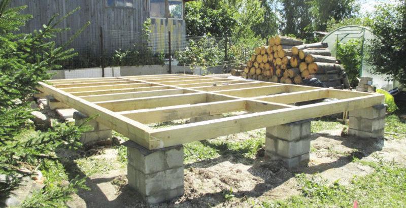 Виды столбчатых фундаментов и этапы строительства