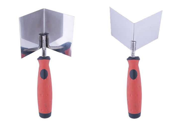 Шпатели для выведения ровных углов при помощи шпаклевки