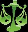 Весы— знак Зодиака средней плодородности