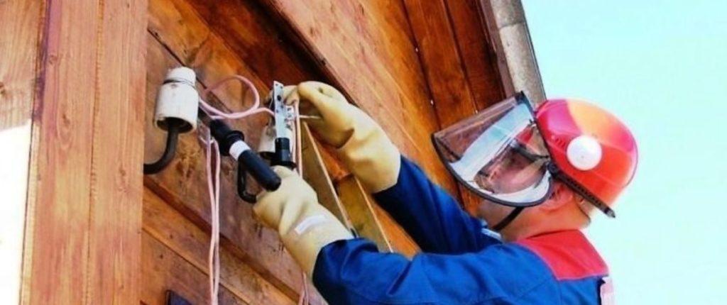 Как подключить электричество к дому и участку
