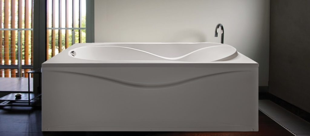 Как собрать и установить акриловую ванну