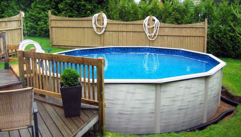 Как выбрать каркасный бассейн