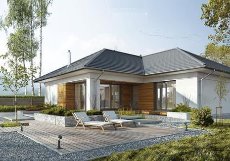 Достоинства одноэтажных домов