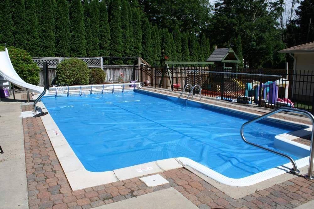 Термопокрывало для бассейна