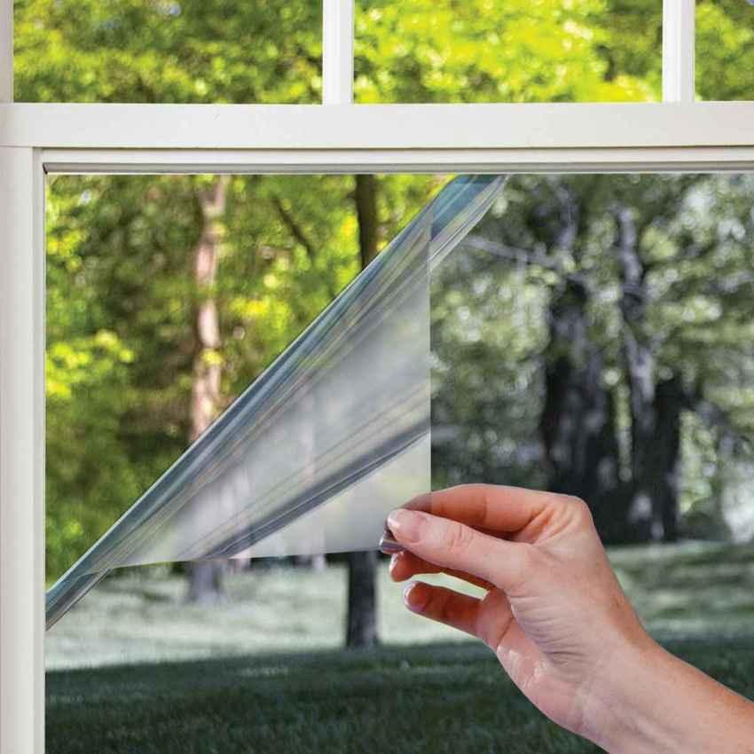 Пленка на окна от солнца. Уникальная технология изготовления плёнки позволяет свести к минимуму количество поступающей солнечной энергии без существенных потерь оптической видимости