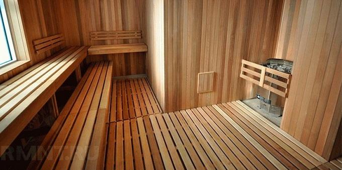 Из чего и как лучше сделать пол в бане
