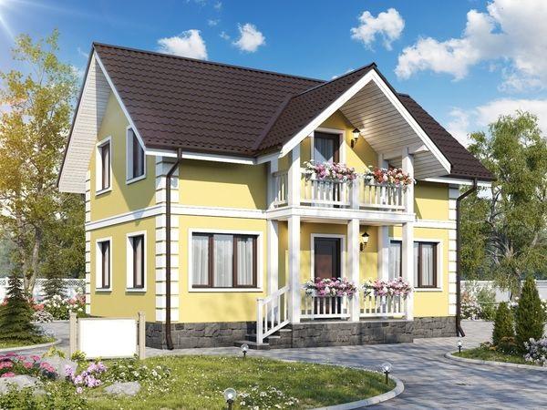 Проект дома Асан
