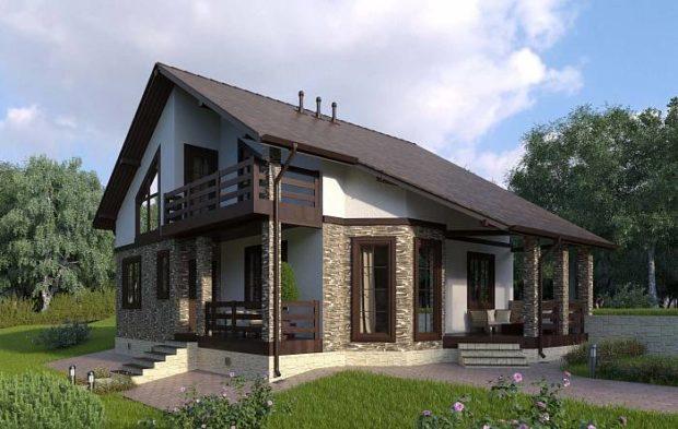 Проект дома Нэшвилл