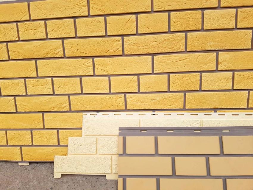 Сайдинг под кирпич. Точные замеры цокольной и стеновой частей строения помогут правильно рассчитать нужное количество листов