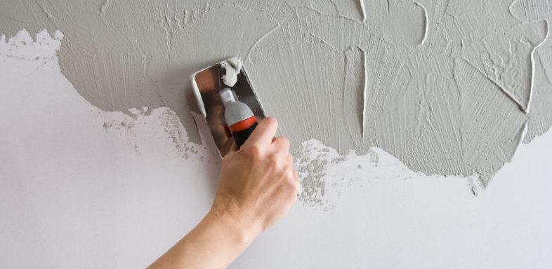 чем оштукатурить стены в ванной