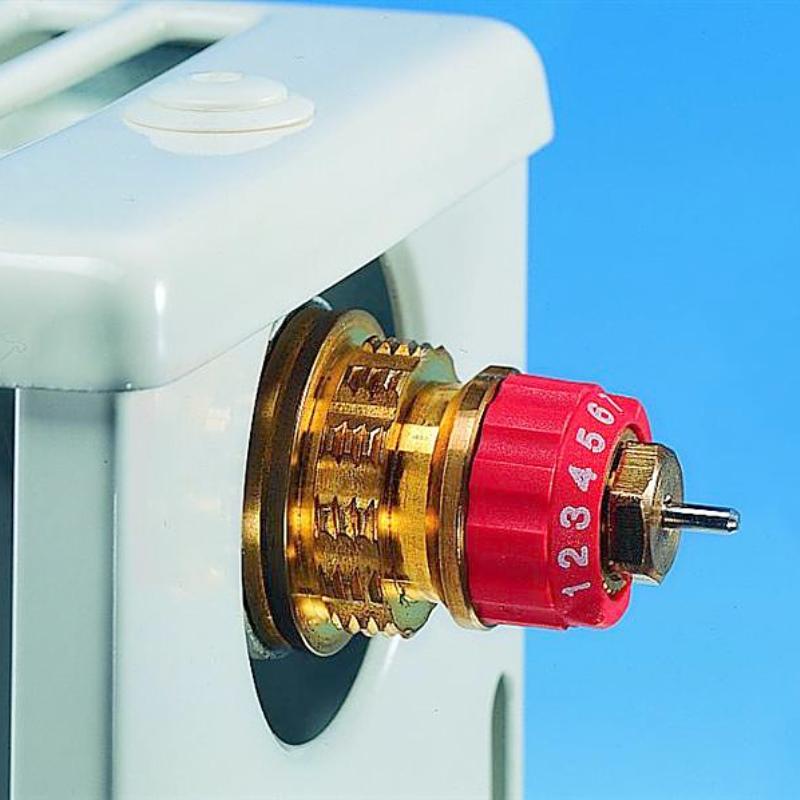 терморегулятор радиаторный механические